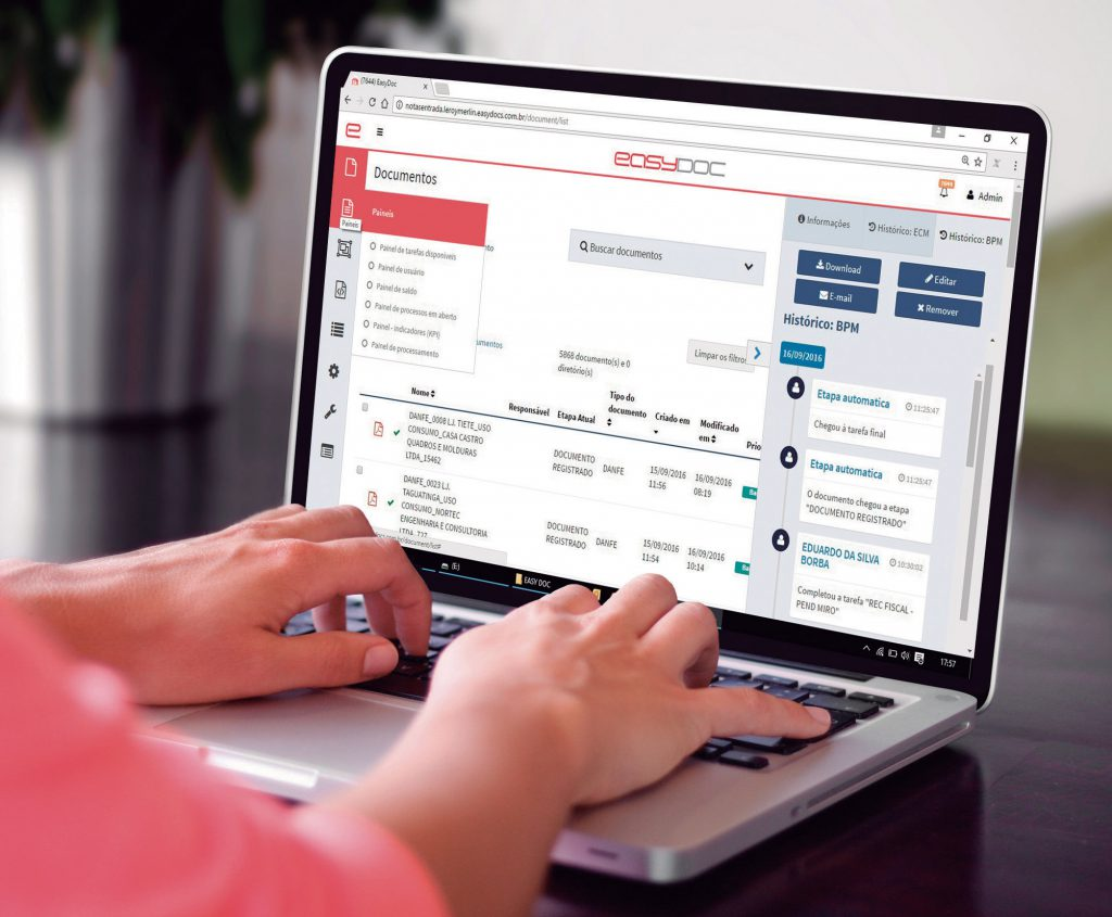 Software Digitalização de Documentos